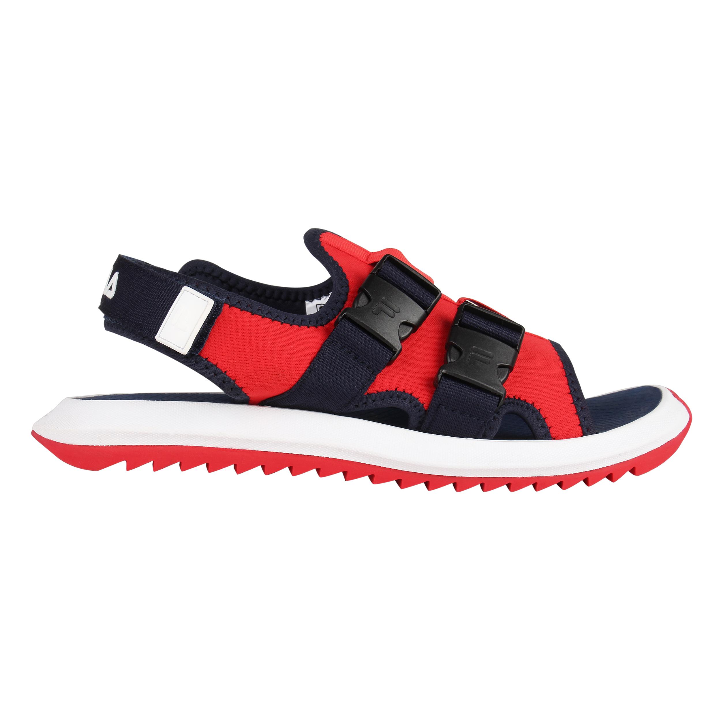 FILA | Blue Sandals