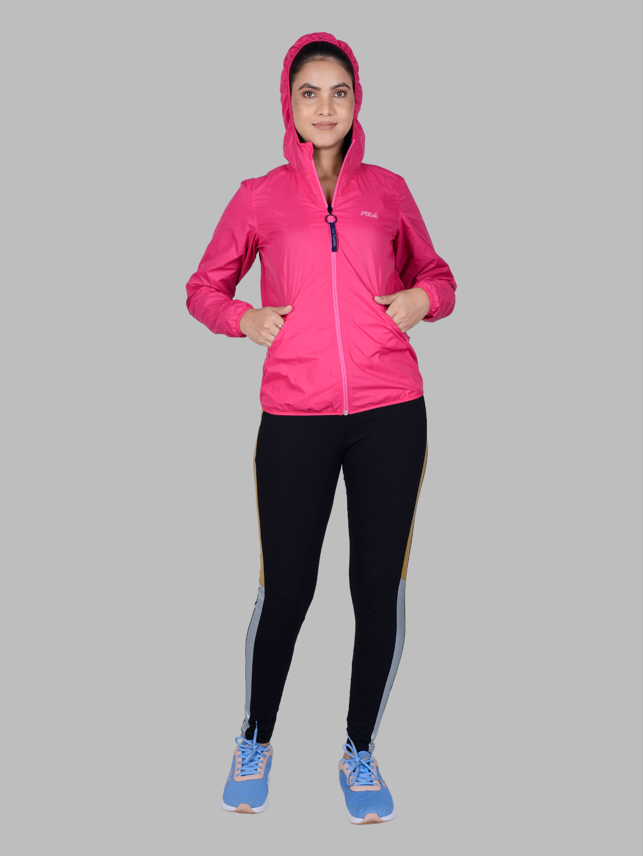 FILA | Purple Activewear Jackets