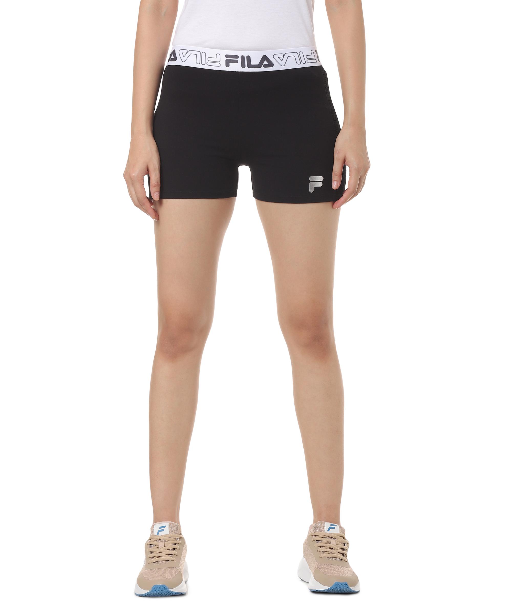 FILA   Black Shorts