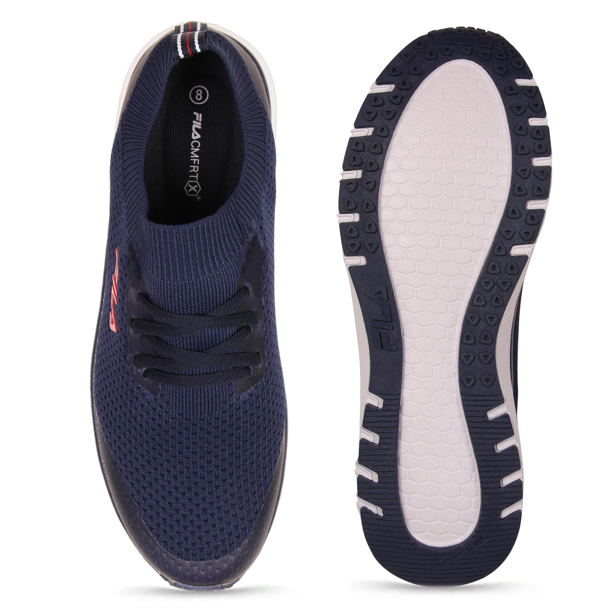 FILA | Blue Running Shoes