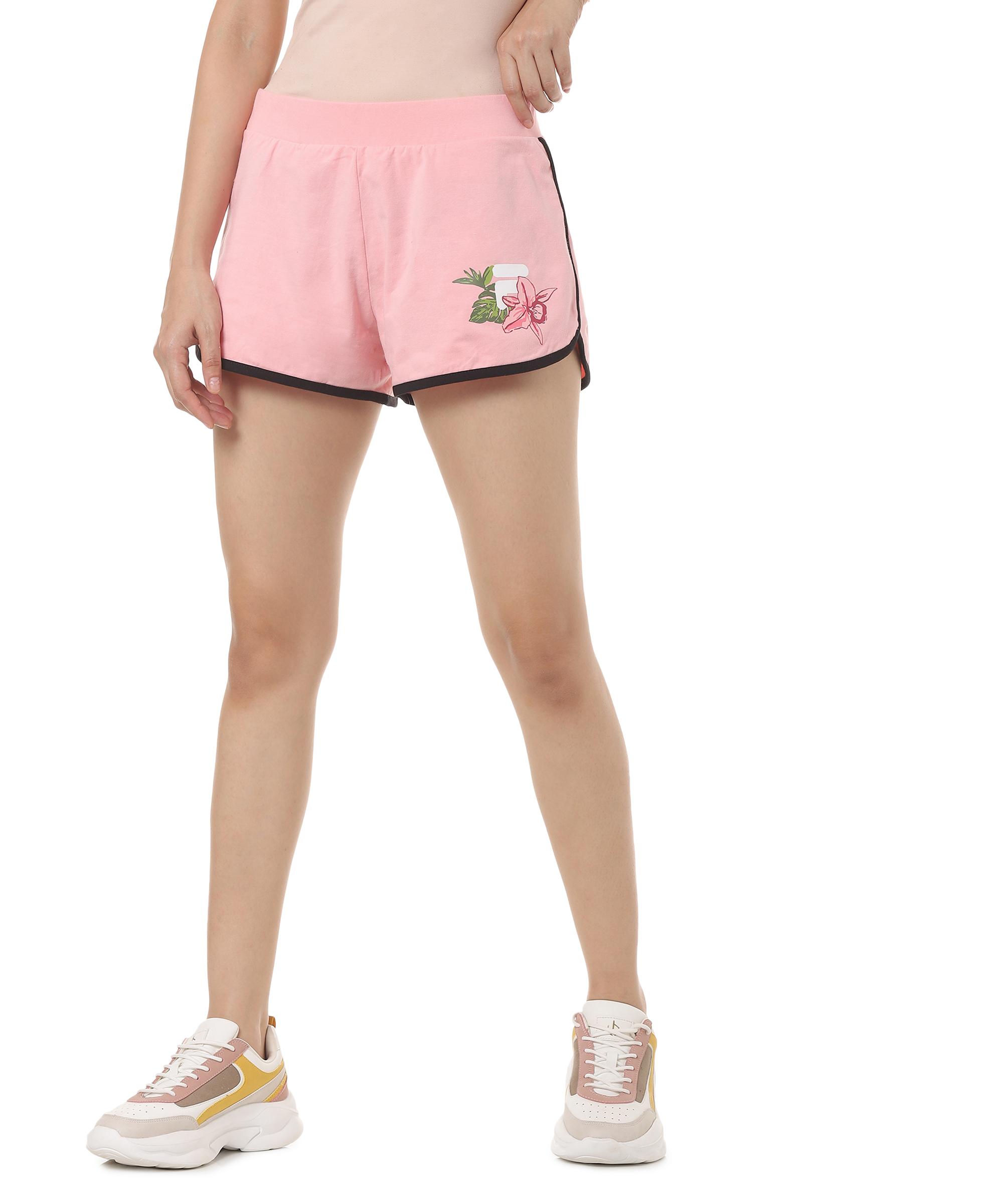 FILA | Pink Shorts
