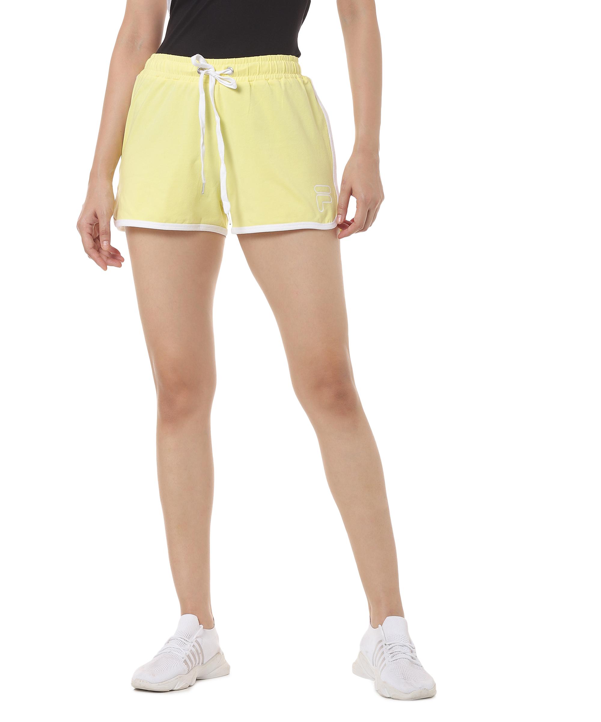 FILA | Yellow Shorts
