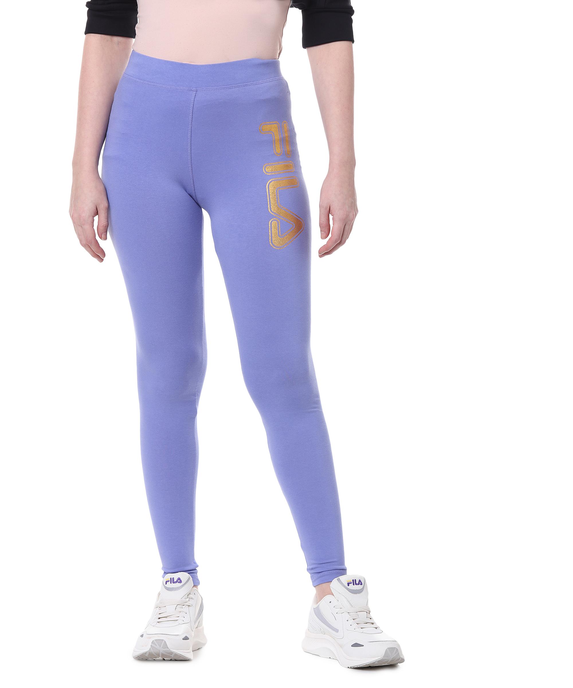 FILA | Purple Activewear Leggings