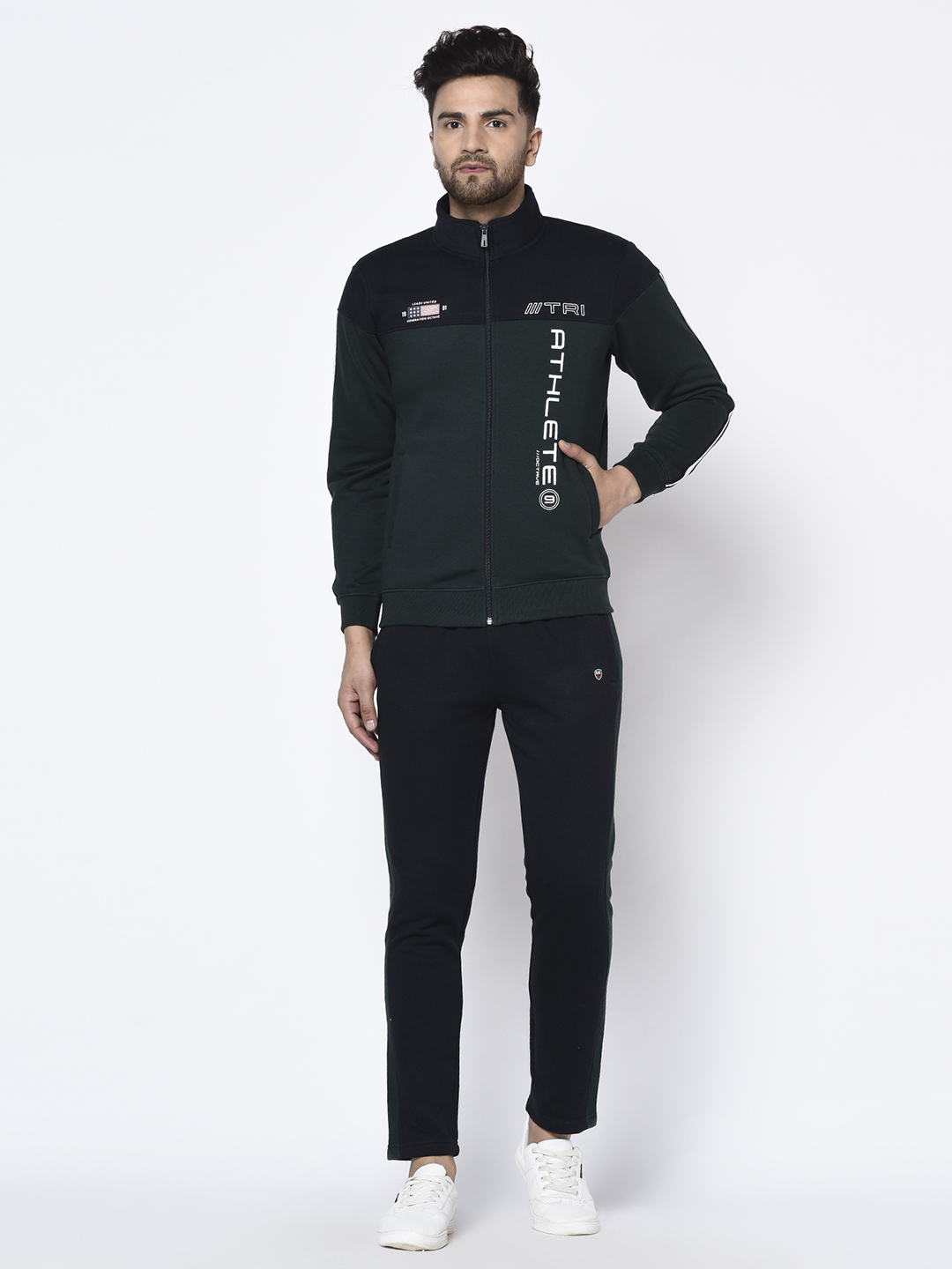 OCTAVE | MEN'S MOUNTAIN GREEN Tracksuits