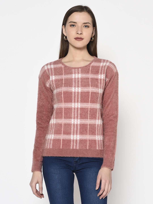 METTLE | WOMEN's RASPBERRY Sweaters