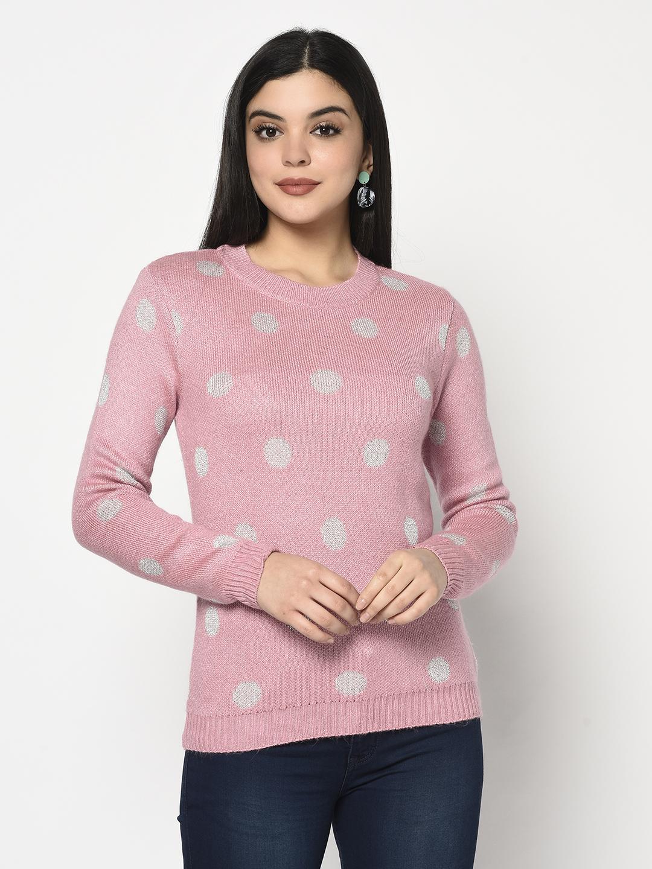 METTLE | WOMEN'S DUSTY PINK Sweaters