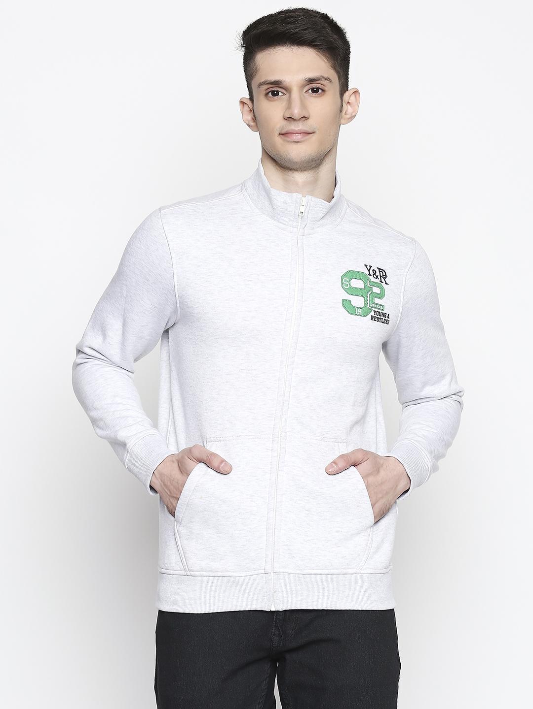 Spykar   Spykar Cotton Blend Sweatshirts