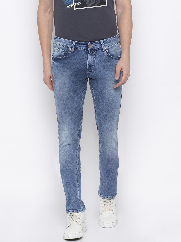Spykar | spykar Blue Low Rise Skinny Jeans