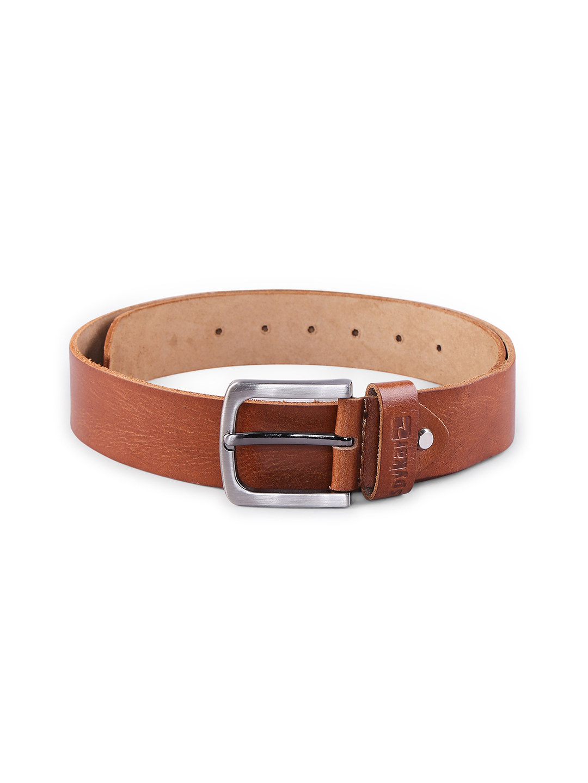 Spykar | spykar Tan Genuine Leather Belts