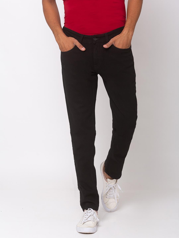 Spykar | spykar Cotton Black Jeans