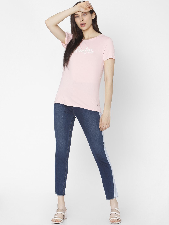 Spykar | Spykar Blue Cotton Women Jeggings (Fashion Jeggins)