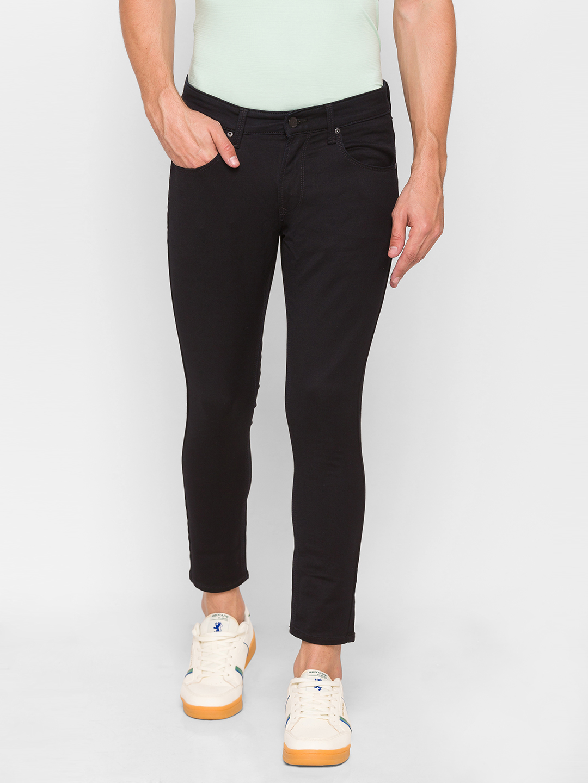 Spykar   Spykar Blue Cotton Men Jeans (KANO)