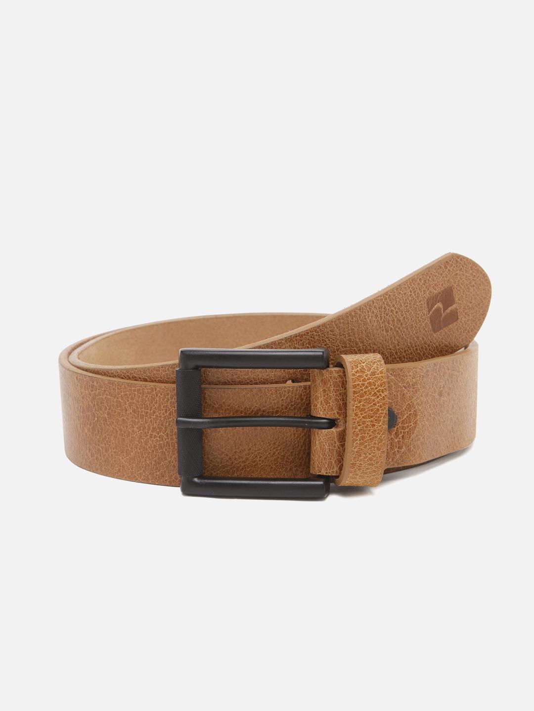 Spykar | Spykar Tan Leather Belt