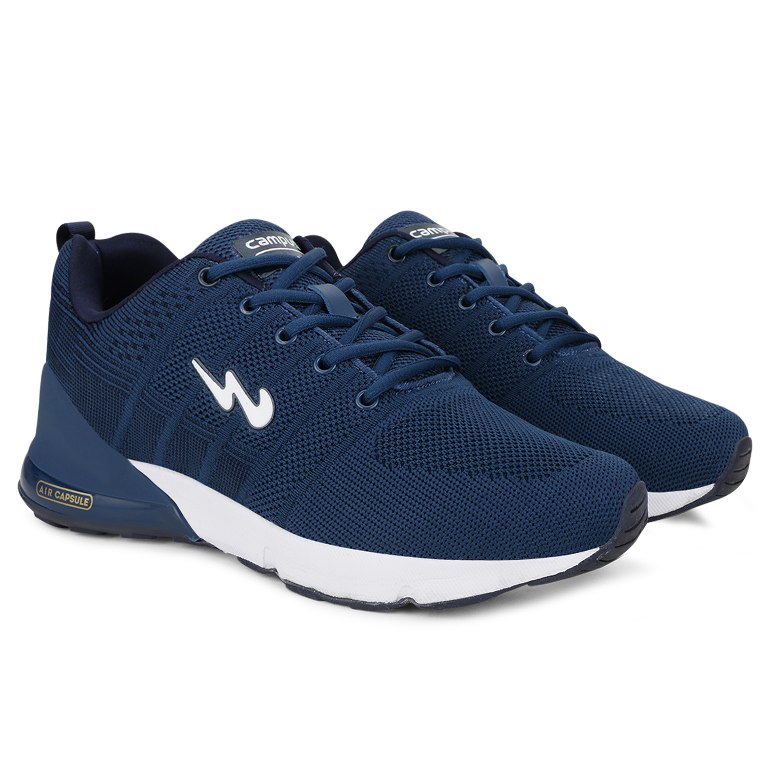 Campus Shoes | Blue Syrus Outdoor Sports Shoes