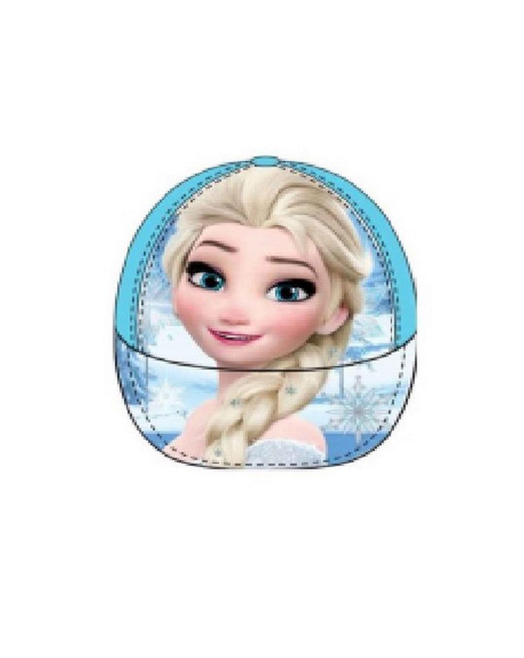 Mothercare | Kidsville Girls Cap Frozen-Blue