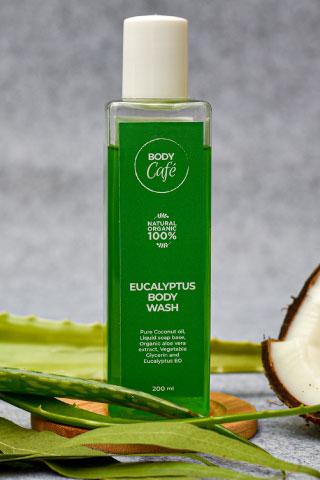 BodyCafe | BodyCafé Eucalyptus Body Wash