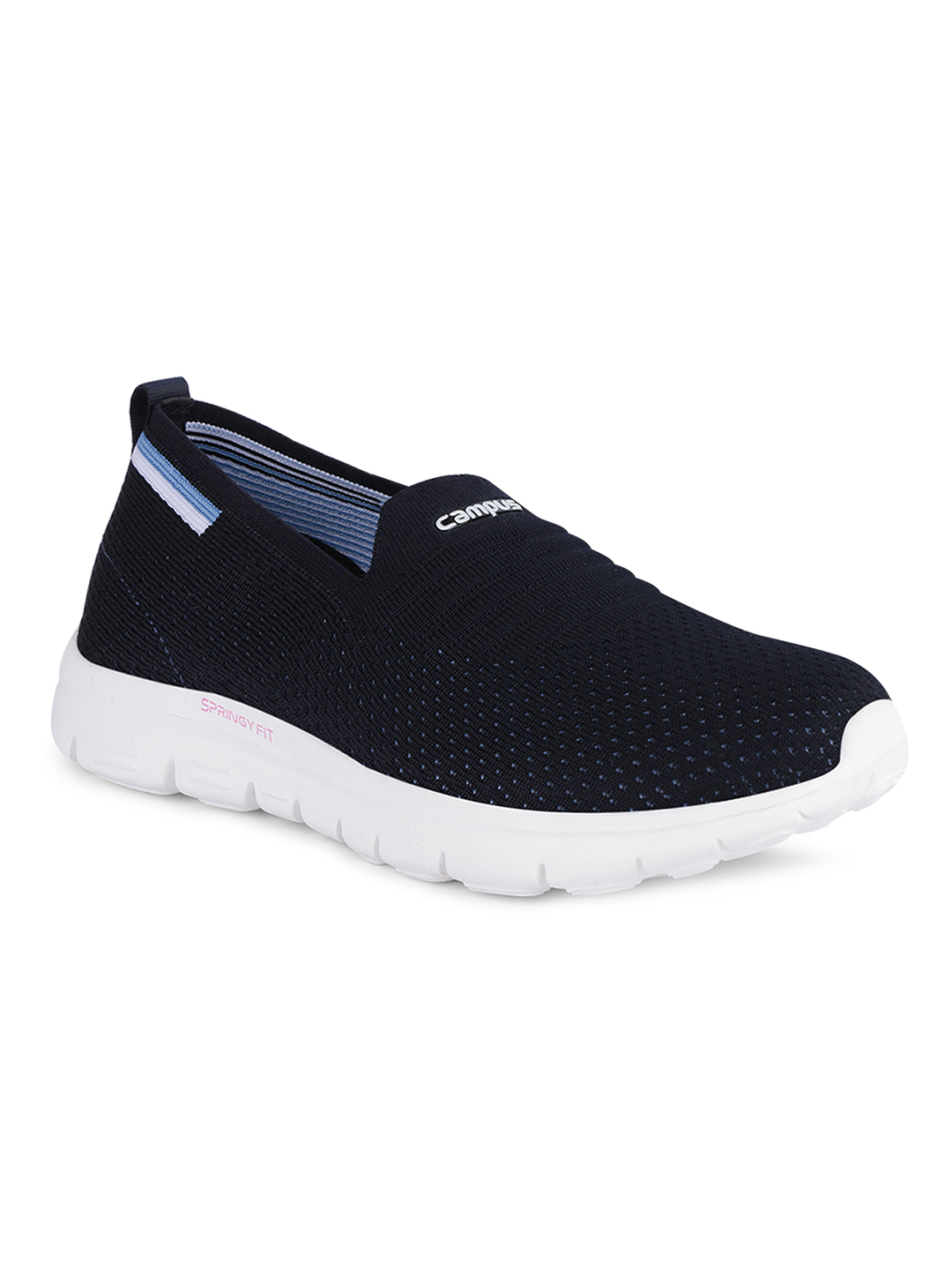Campus Shoes   Blue Melody Running Shoes