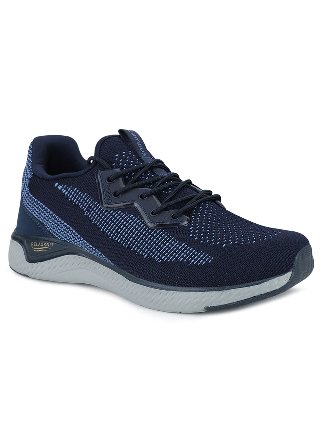 Campus Shoes   Navy Admon Running Shoes