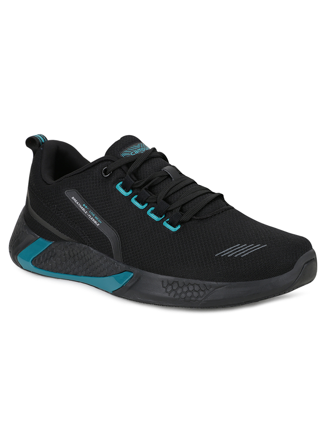 Campus Shoes | Black France Running Shoes