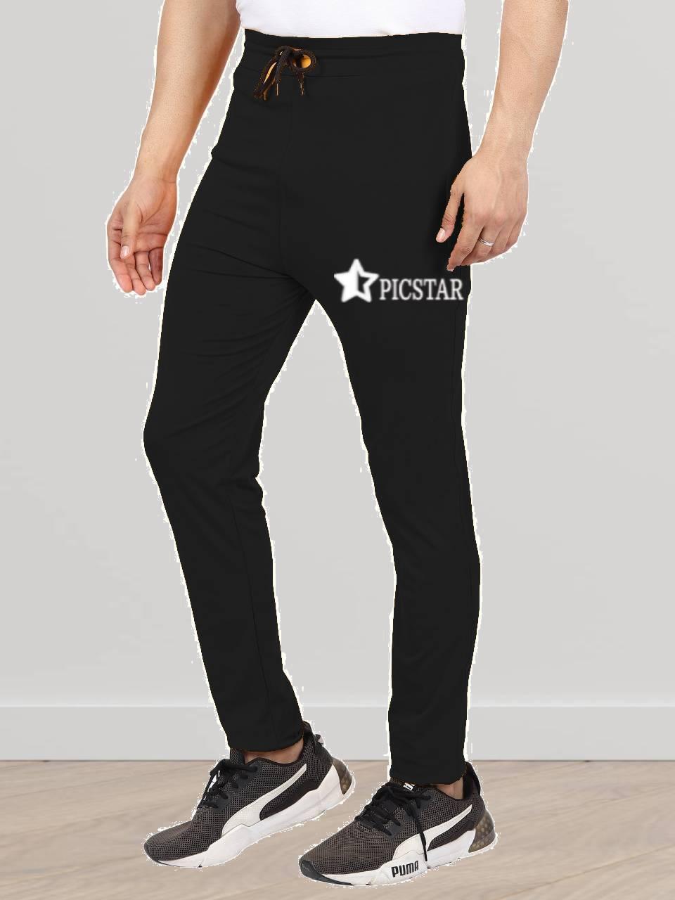 Picstar | Picstar Fox Black Men's Trackpant