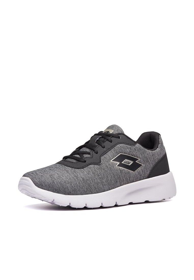 Lotto   Lotto Women's Megalight Iv Mlg W Cool Gray 11C/All Black Training Shoes