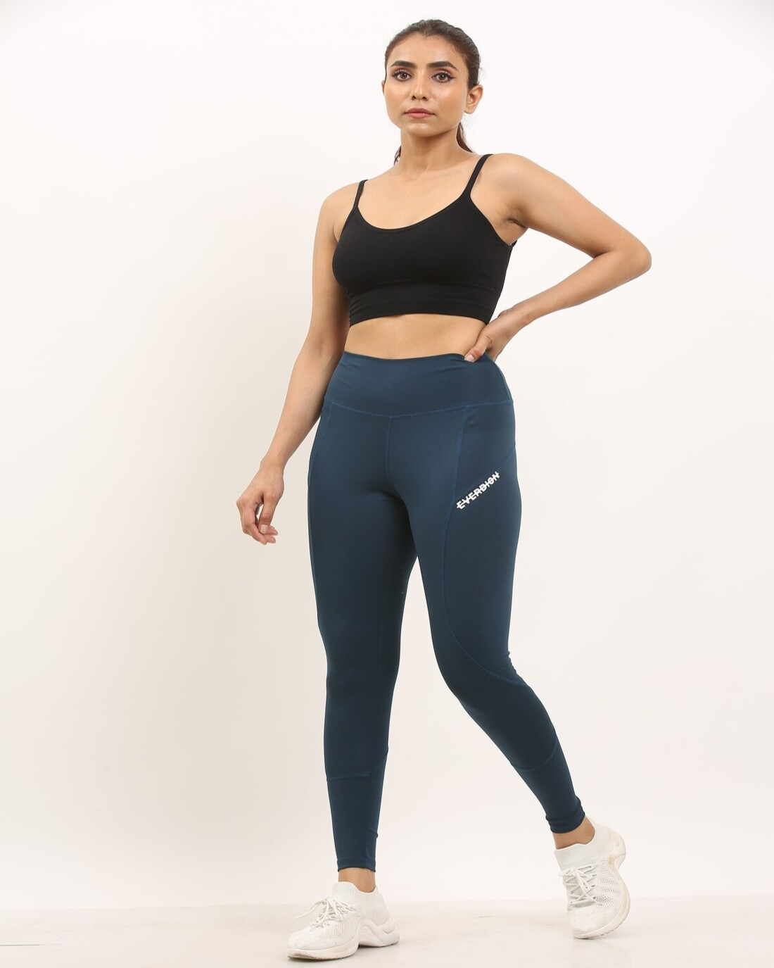 EVERDION | Blue Athleisure Set