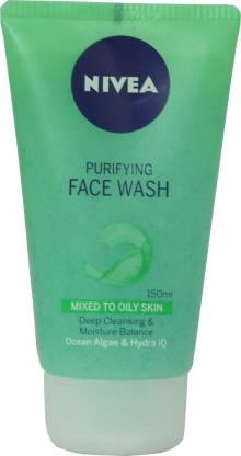 Nivea | NIVEA Purifying Face Wash  (150 ml x 2)