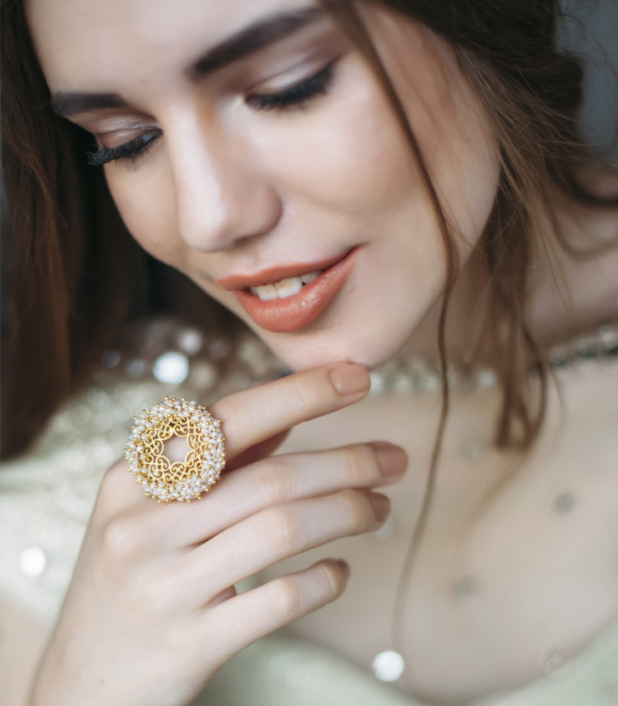 ZARIIN | Delicate Desire Ring