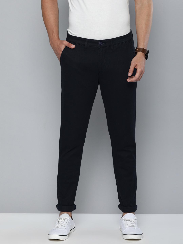 American Bull | American Bull Men's Casual Dark Navy Trouser