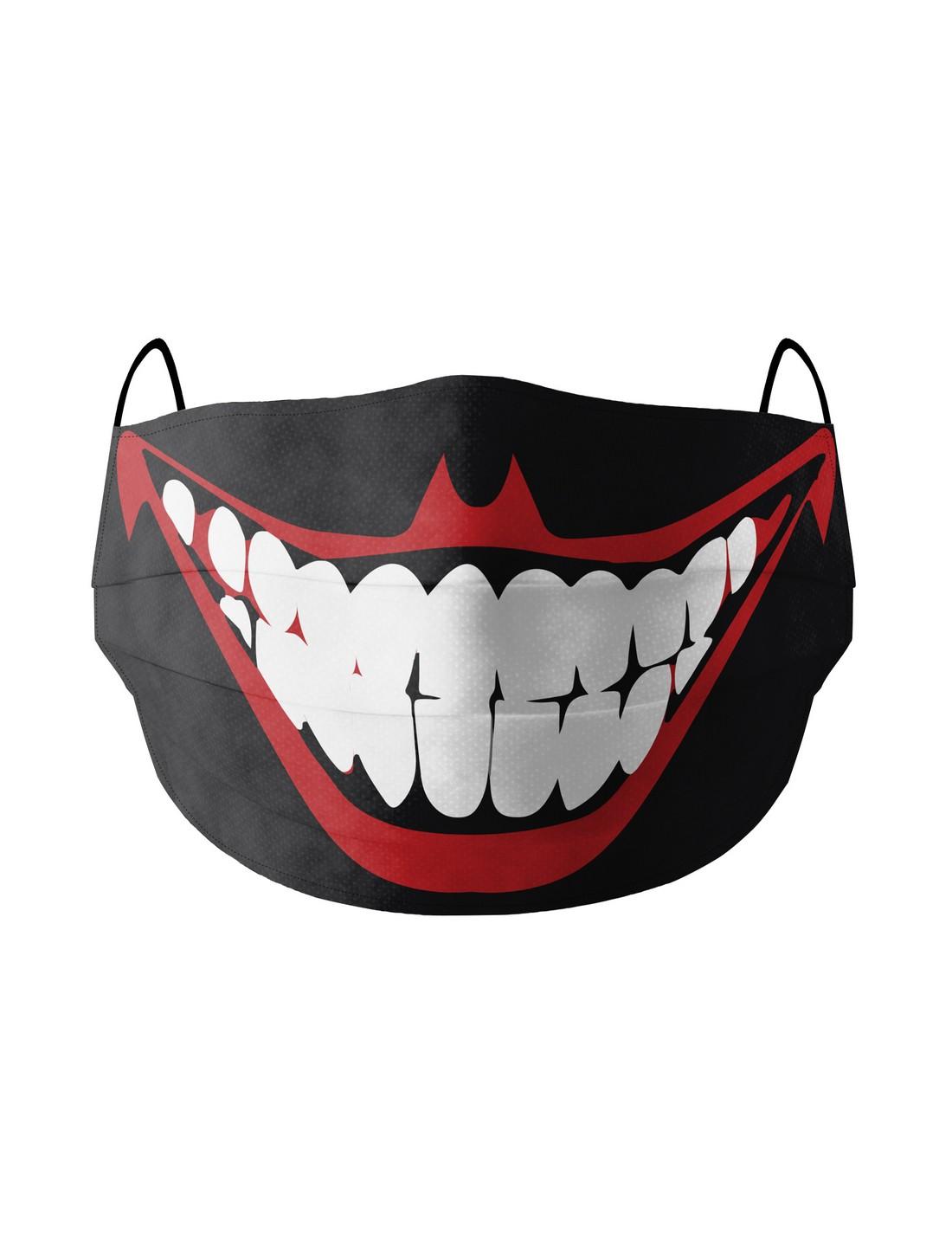 Soxytoes | Soxytoes Black Stylish Protective Washable Mouth Cover Face Mask