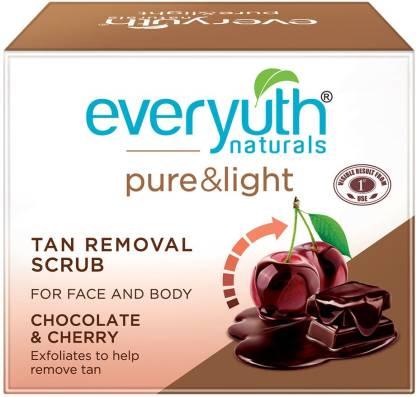 Everyuth Naturals | Everyuth Naturals Naturals Pure and Light Tan Removal Scrub