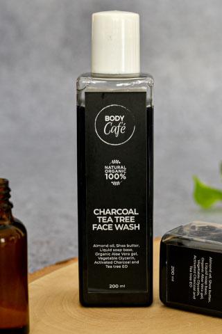 BodyCafe | BodyCafé Bamboo Charcoal Face Wash