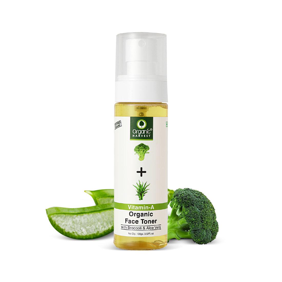 Organic Harvest | Toner - Vitamin-A