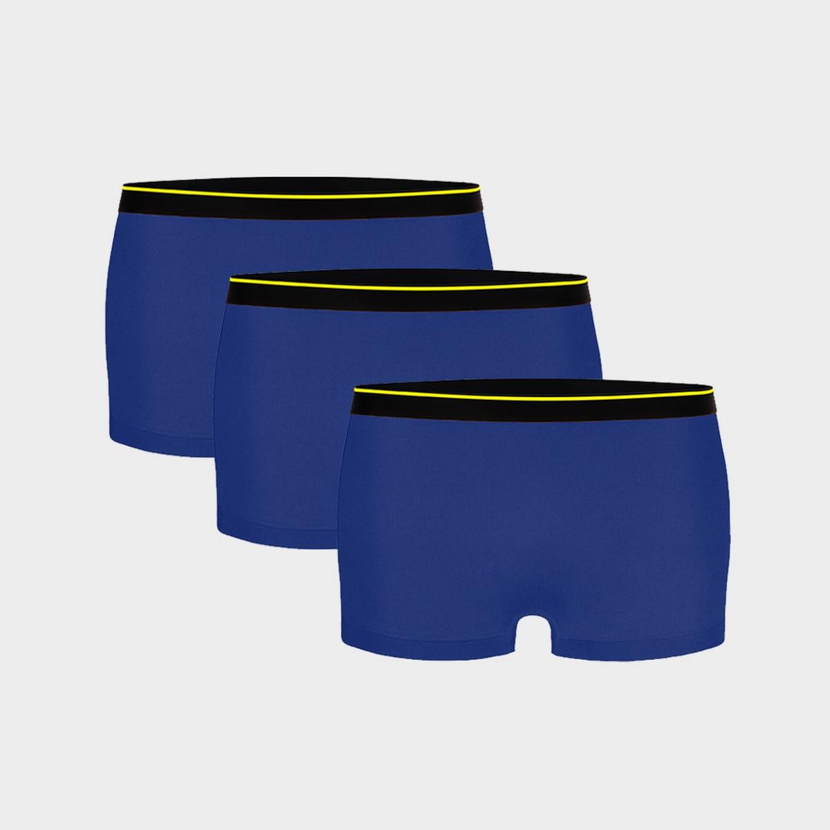 Bummer | Bummer Galatic+Galatic+Galatic Micro Modal Boy Short-Pack of 3 For Women