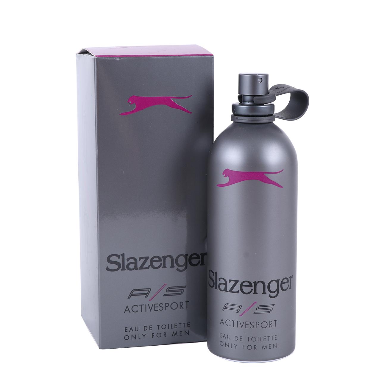 Slazenger   Slazenger Activesport Eau De Toilette Purple For Men
