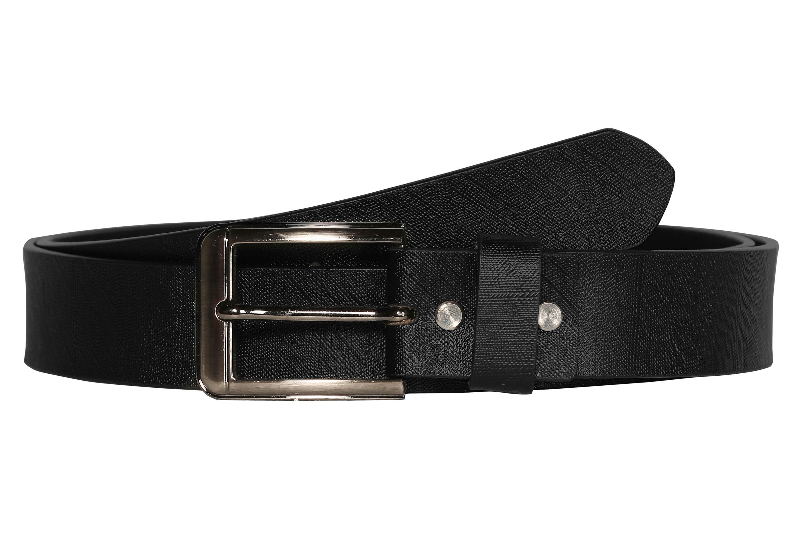 SCHARF | SCHARF Kronos Genuine Leather Formal Belt