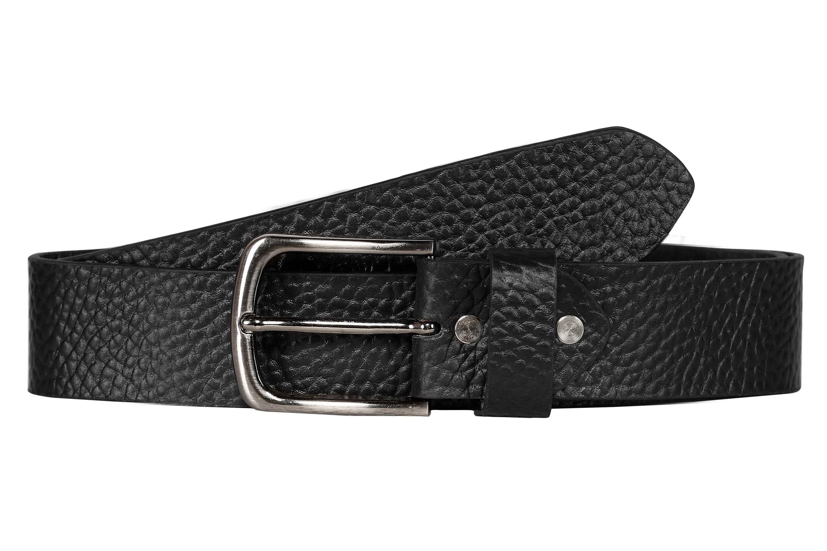 SCHARF | SCHARF Modern Henry Genuine Leather Formal Belt