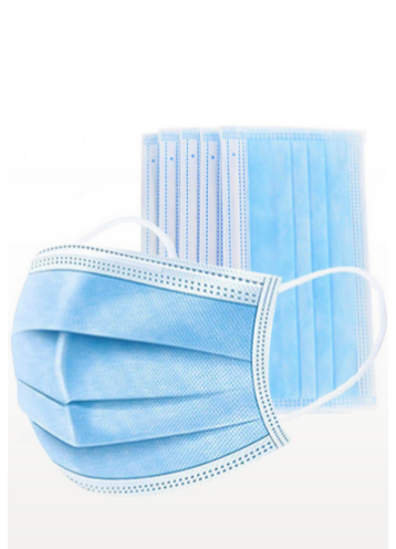Aerfit   AerFit Disposable Face Masks 3ply