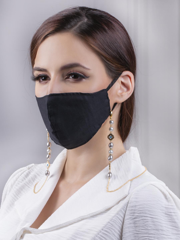 JOULES BY RADHIKA   Multipurpose Mask Chain