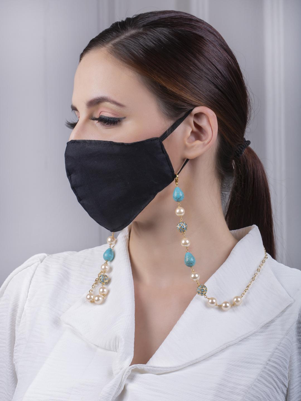 JOULES BY RADHIKA | Multipurpose Mask Chain