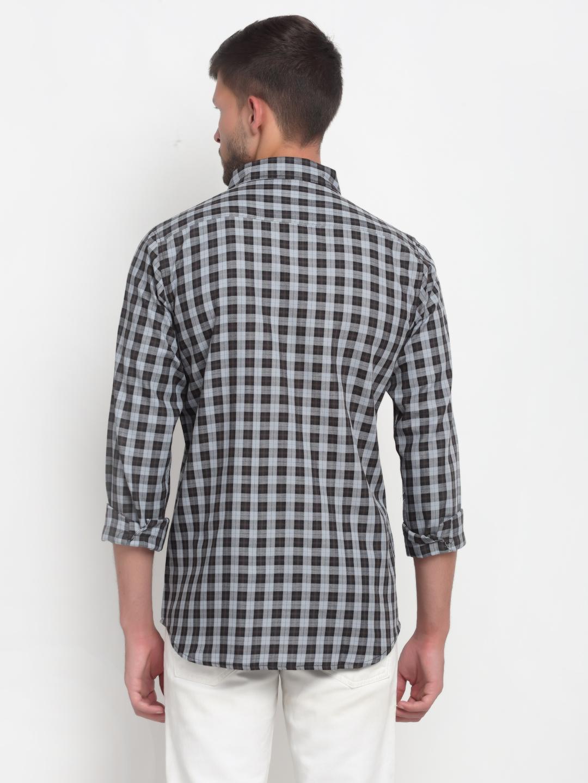 Cross Court | Cross court Mens 100% Cotton Casual shirt