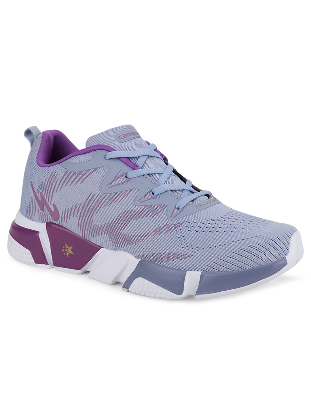 Campus Shoes | Grey Jolly Running Shoes