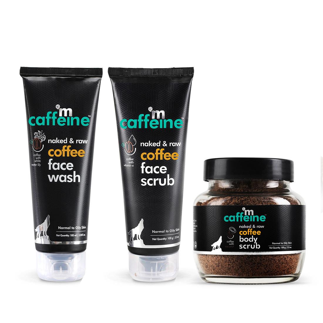 MCaffeine | mCaffeine Complete Coffee Skin Care Combo