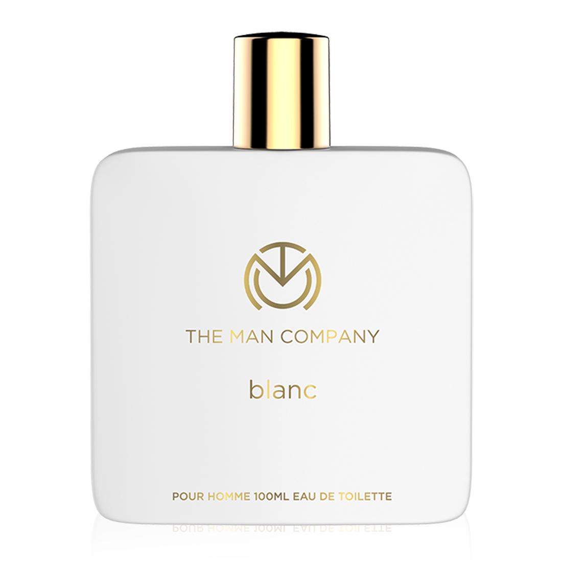 The Man Company | Blanc Men's Eau De Toilette - 100 ML