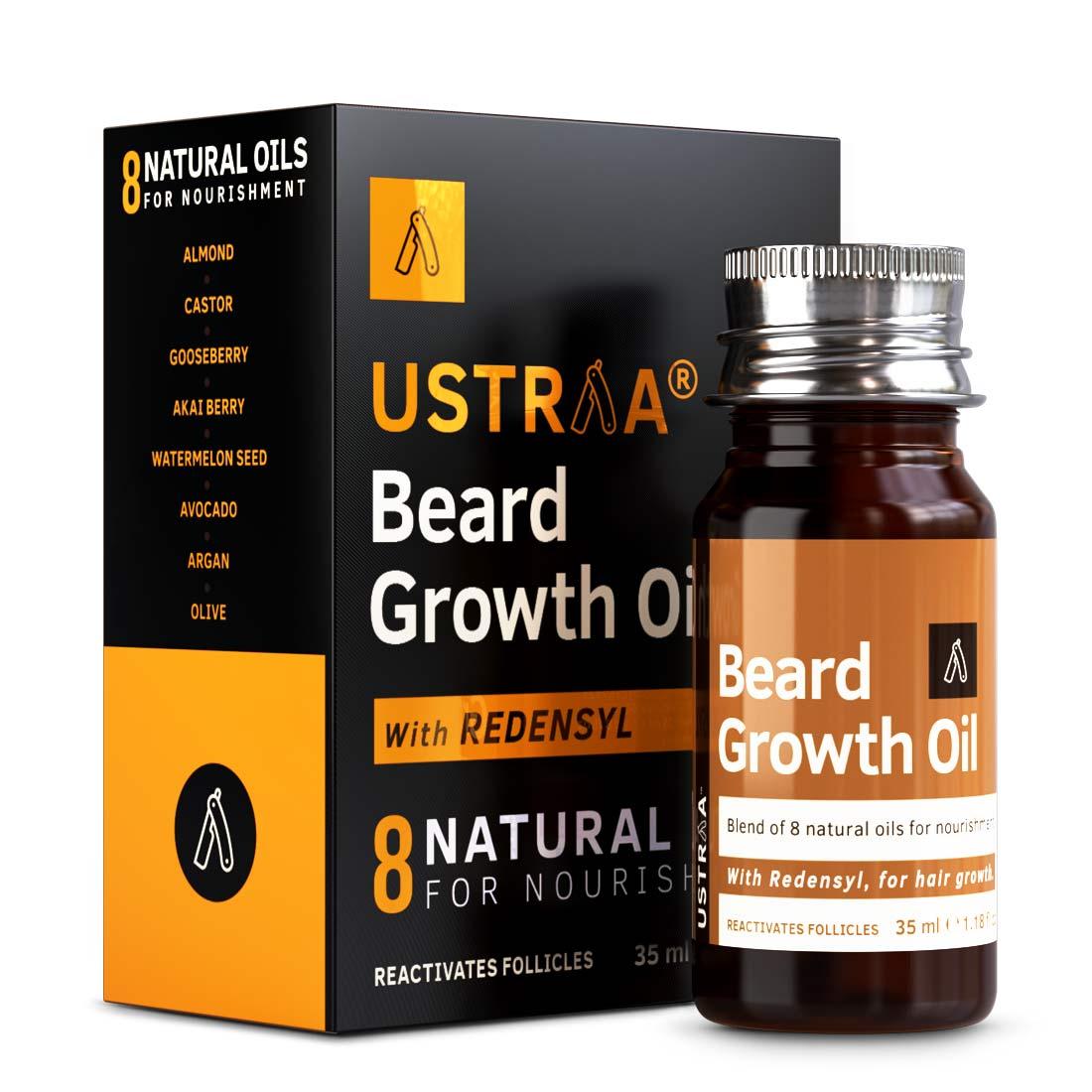 Ustraa | Beard Growth Oil - 35ml