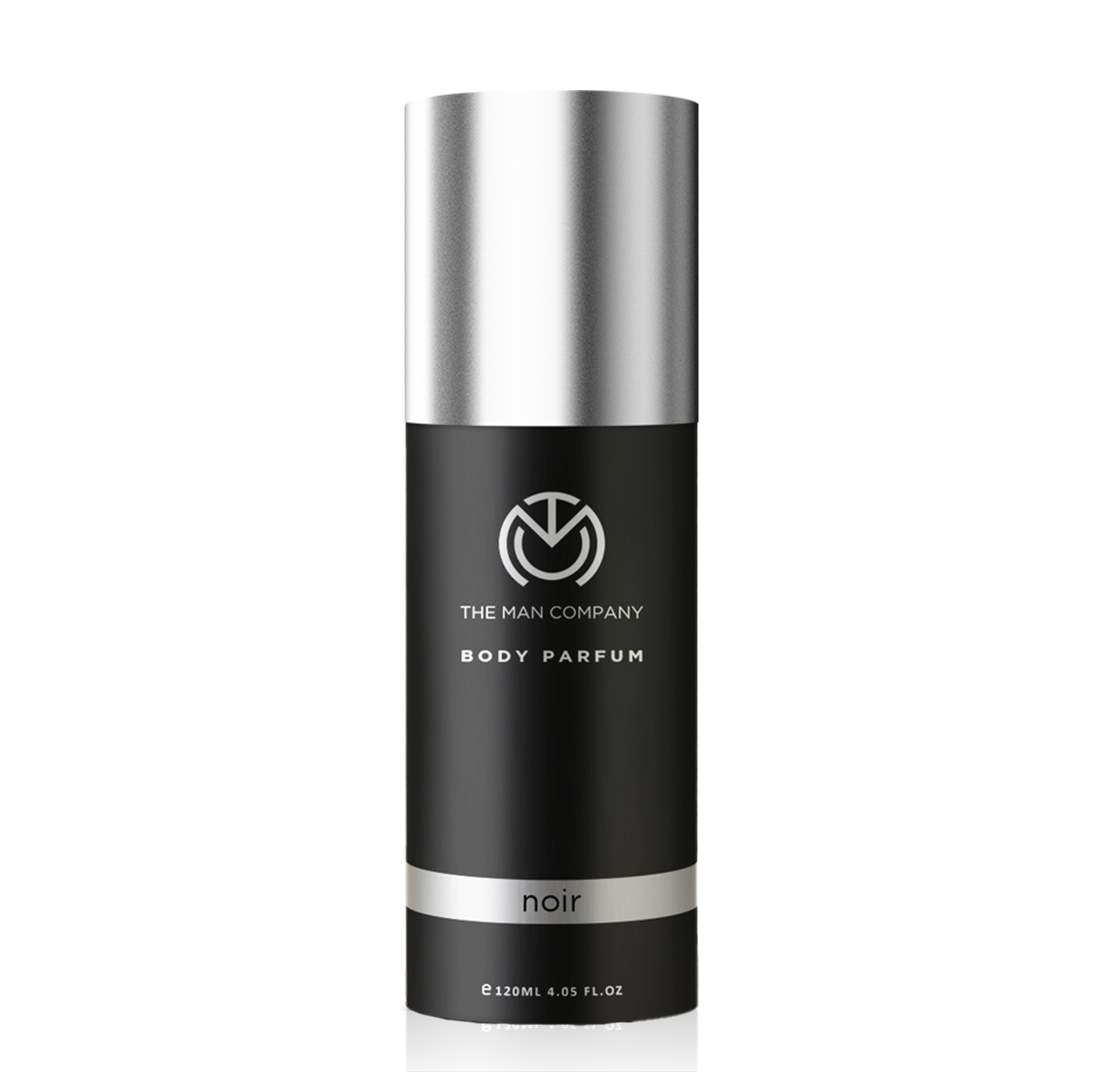 The Man Company | Noir Body Perfume - 120 ML