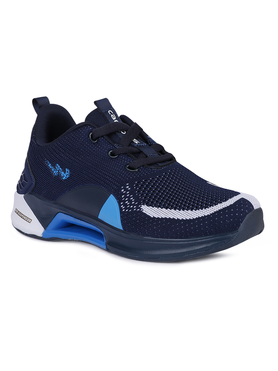 Campus Shoes | Blue California Running Shoes