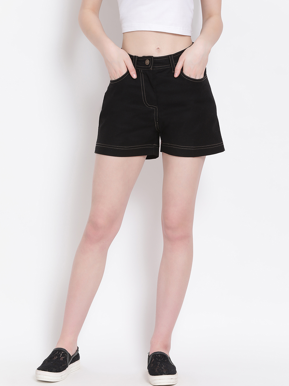 DRAAX fashions | DRAAX FASHIONS Women Denim Shorts