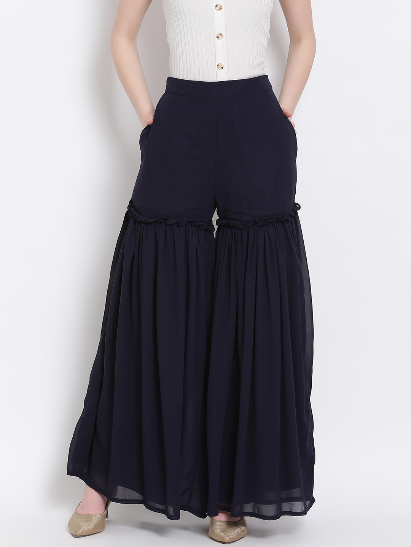 DRAAX fashions | DRAAX FASHIONS Women Plazzo