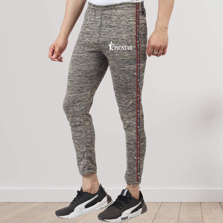 Picstar | PICSTAR thor Solid Men Grey Track Pants